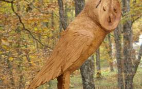 La mascotte : le Hibou !
