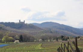 le chateau d'Andlau
