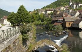 """Chambres d'hôtes """"Au Fils de Lods"""" à Lods dans le Doubs en Franche-Comté"""