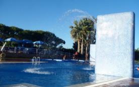 Camping El Pla de Mar 4* - Mobil-home Confort - 3 chambres - 6 personnes