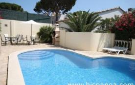 Location de cette charmante villa en Catalogne,