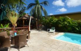 Louer un meublé ou un studio avec piscine et spa à Saint-Gilles les Hauts