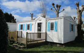Super titania – 3 chambres – 6 personnes – Bienvenue au camping Les Jardins de l'Atlantique, l'en...