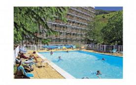 studio 4 personnes à Courchevel 1650 en Savoie _ piscine