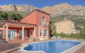 Villa AA18 - Confortable villa située dans un cul-de-sac, pour 6 personnes.