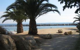 Acces plages de Corbiere