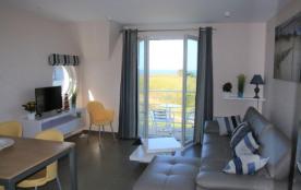 Duplex vue mer, résidence des dunes du Golf à Wimereux