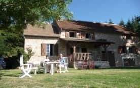 location vacances ¨de maison de famille en pleine campagne