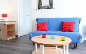 La Rochelle (17) - Les Minimes - Résidence La Rochelière 3. Appartement 2 pièces - 31 m² environ ...