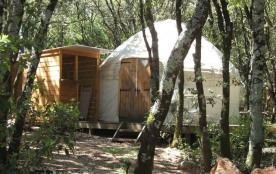 Camping Mille Etoiles, 17 emplacements, 16 locatifs