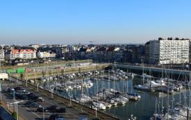 Appartement met zicht op de haven