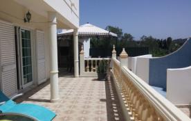 Villa a Albufeira avec wifi a 2 kms de la plage