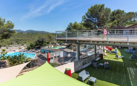 Camping Holiday Green, 20 emplacements, 600 locatifs