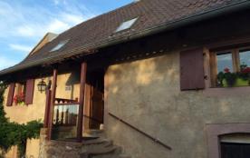 La Maison d'Amelie - gite de Charme - Birkenwald