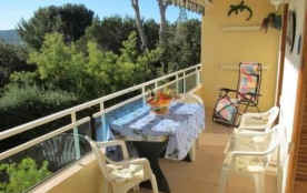 Appartement 2 pièces situé à 800 mètres de la plage.