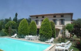 Chiusi / Castiglione Del Lago (Trasimène) - Très belle villa en position panoramique !
