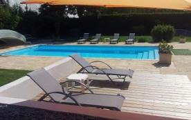 VILLA ST CADO . ,piscine couverte et chauffée,spa,sauna - Ploemel