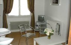 Dieppe centre :  charmant appartement meublé 2/3 pers , calme et lumineux. - Dieppe
