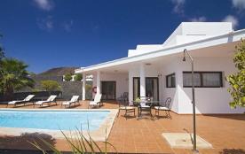 Maison pour 4 personnes à Playa Blanca