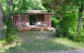 Camping La Vidaresse, 38 emplacements, 50 locatifs