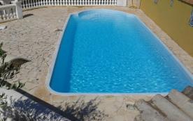 Maison pour 12 personnes avec piscine.