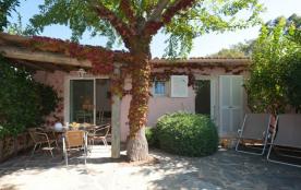 Minivilla de 40m² pour 2 à personnes avec 1 chambre, à proximité de la plage (Village Marina)