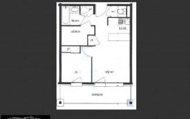 Appartement 2 pièces 4 personnes (302)