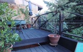 Charmant 2pièces, grande terrasse, calme et ensoleillée, plein centre Marseille