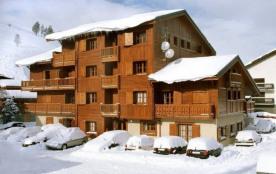 Residence Alpina Lodge 4