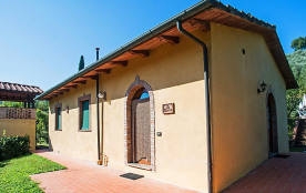 Maison pour 3 personnes à Montaione