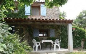Gîte de France Le gîte le Bruscueou - Ancienne bâtisse en pierres rénovée dans une maison de camp...