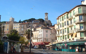 Agréable Studio dans le Vieux Cannes à 2mn des Plages