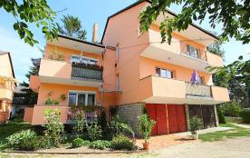 Appartement pour 2 personnes à Balatonföldvár