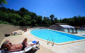 Chalets 3* avec Piscine - Location proche Montauban & Albi dans résidence vacances