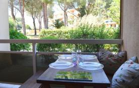 Résidence Cote d'Azur 5 - Studio cabine situé à 450 m de la plage et commerces.