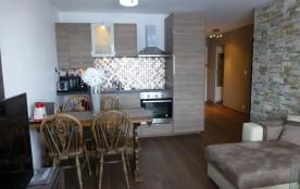 Appartement 3 pièces cabine 6 personnes