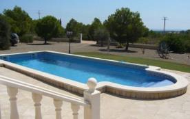 IB-4642 - Villa pour 6 personnes située dans le lotissement de Sant Jordi d'Alfama, à 5 km du cen...