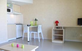 La Rochelle (17) - Les Minimes - Résidence La Rochelière 4 - Appartement 1 pièce - 21 m² environ ...