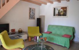 Appartement dans petite résidence - 45 m² environ- jusqu'à 5 personnes. Capbreton (40) - Quartier...