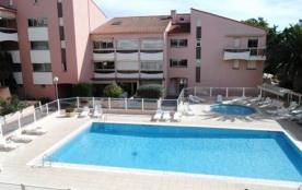 Résidence les Golfes Clairs, appartement 2 pièces de 30 m² environ pour 4 personnes maximum, à 10...