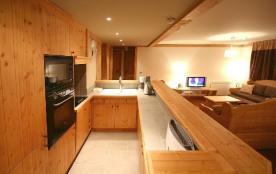 Appartement 2 pièces cabine 4 personnes (24)