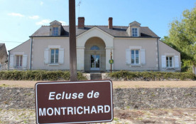Gîtes de France L'écluse de Montrichard.