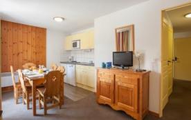 Résidence Le Pic de Chabrières - Appartement 2 pièces 4/6 personnes Standard