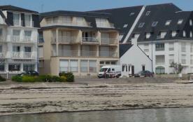 Saint Pierre Quiberon - Centre-ville - Résidence Morgane, appartement (34 m²) avec vue imprenable...