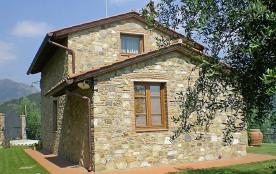 Maison pour 4 personnes à Massarosa