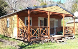 Proche lac, randonnée : Chalets camping***  à Murol - Studio à St Nectaire - Murol