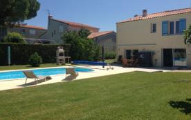 Location de vacances à Semussac, Charente-Maritime, Poitou-Charentes, France
