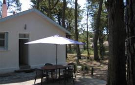 FR-1-357-86 - Maison de vacances T3, située à 300 m de la plage Sainte Anne