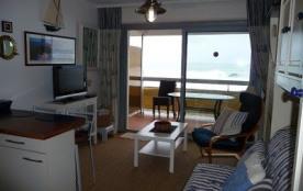 Proche plage et Thalasso - Appartement avec vue imprenable sur mer.