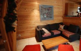 Location Chalet à 2 min des pistes pour  11 pers dans la station de ski Serre-Chevalier